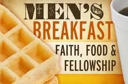2021 NBM Breakfast and Men's Session