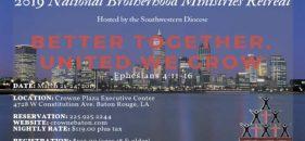 2019 National Brotherhood Retreat